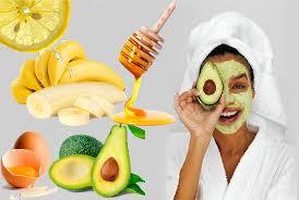 bahan masker alami