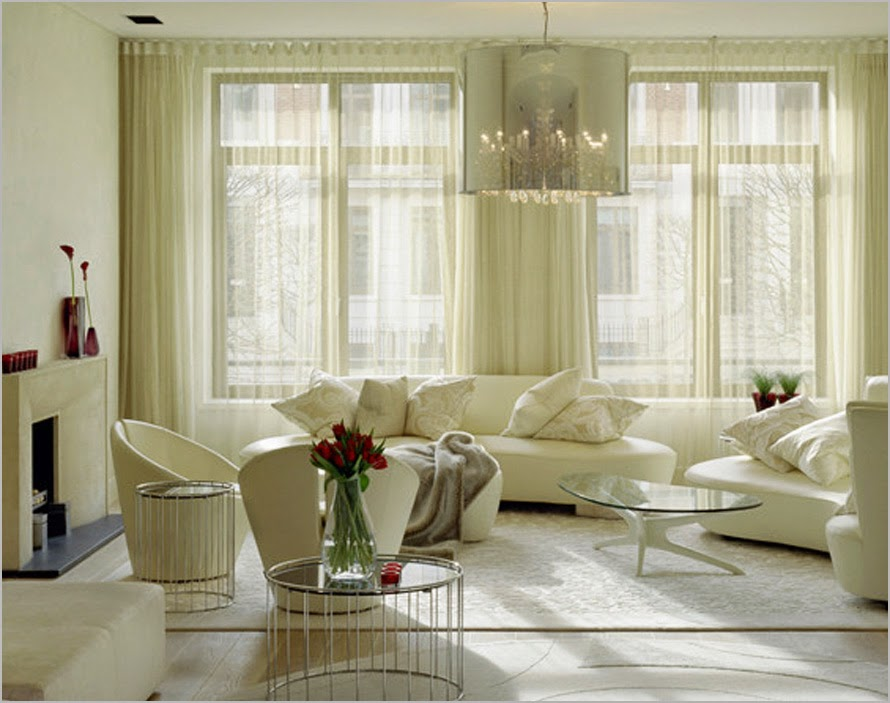 Upgrade Your Rooms With Net Curtains ~ Dressmaking Ideas - photo#3