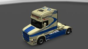Megatrans Skin for Scania T