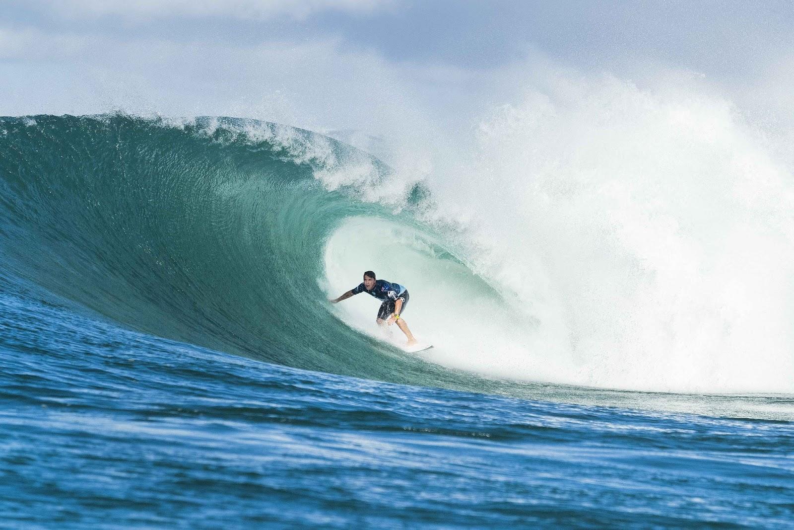 Julian Wilson gana el Quiksilver Pro Gold Coast
