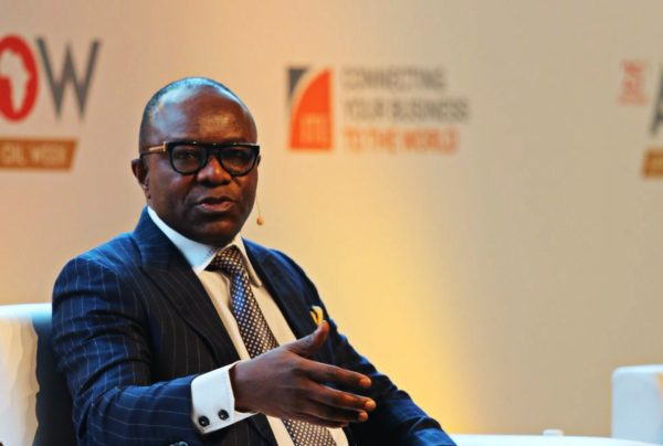 Dr. Ibe Kachikwu Minister of Petroleum Resources