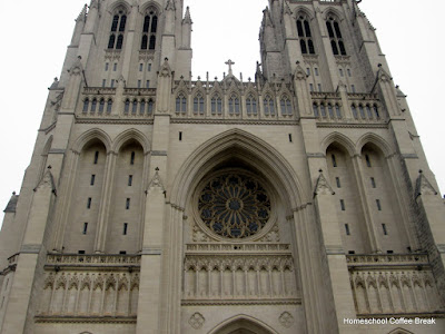 A National Cathedral PhotoJournal on Homeschool Coffee Break @ kympossibleblog.blogspot.com