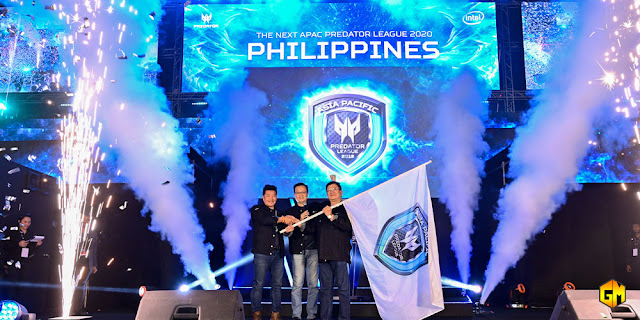 gizmo manila asia pacific acer predator league finals 2020
