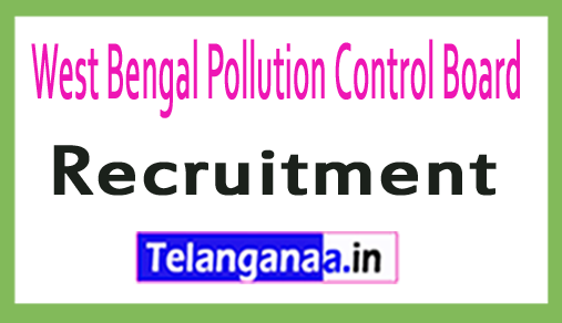 West Bengal Pollution Control Board  WBPCB Recruitment