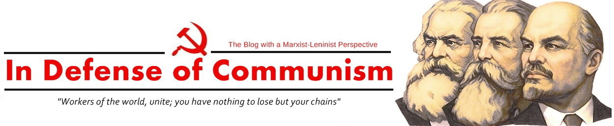 In Defense of Communism