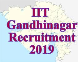 IIT Gandhinagar Recruitment 2019 | Research Associate Posts