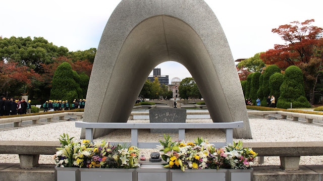 Cénotaphe - Hiroshima