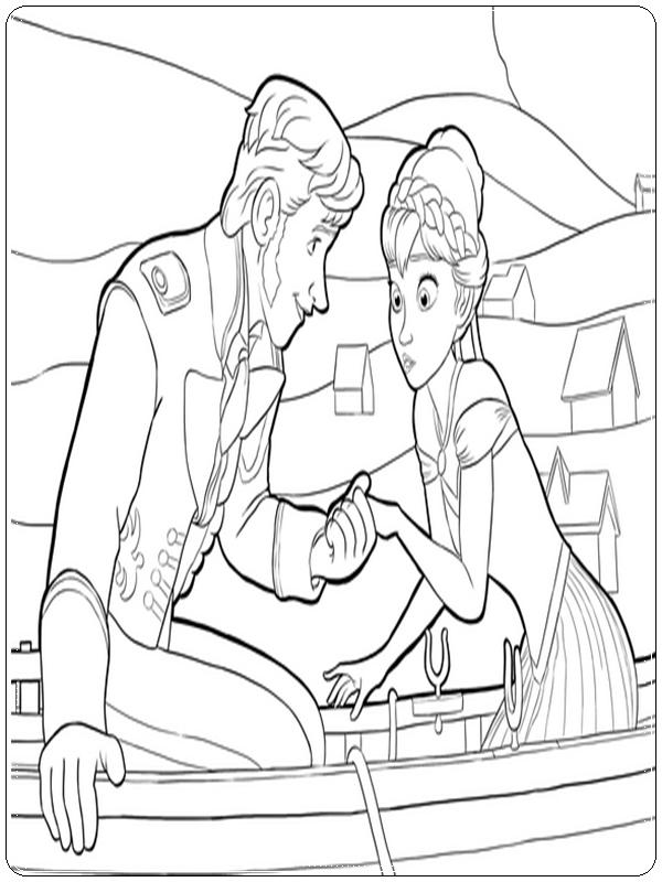 ausmalbilder zum ausdrucken ausmalbilder ana eiskönigin