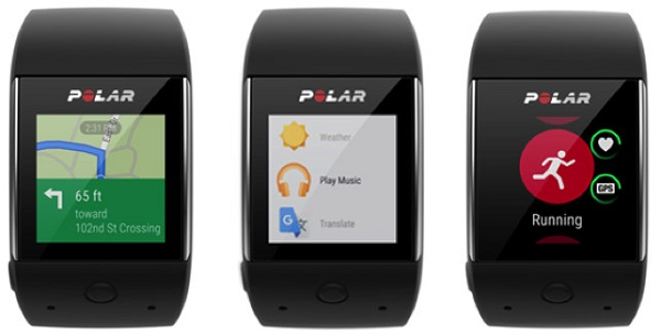 Polar M600 smartwatch launched: 1.3-inch color touch display, Heart rate sensor and Android Wear