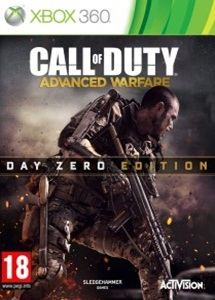 Baixar Call of Duty Advanced Warfare Dublado Xbox 360 Torrent