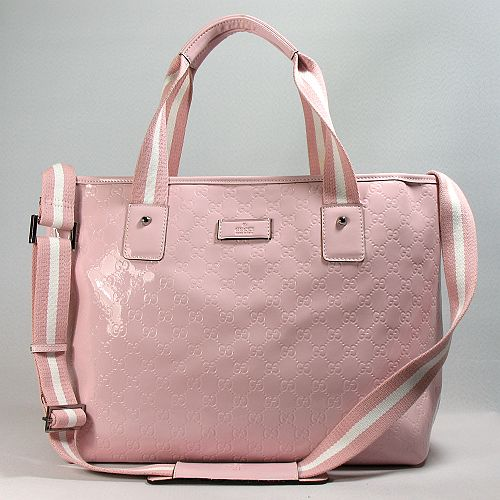 pink gucci handbags