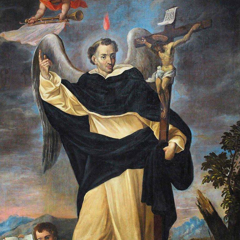 São Vicente Ferrer O. P. (1350 — 1419)
