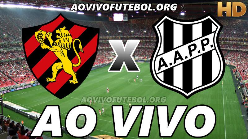 Assistir Sport vs Ponte Preta Ao Vivo HD