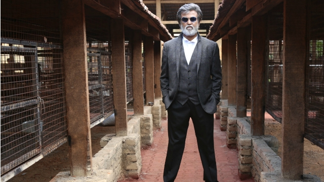 How much Rajinikanth was paid for 'Kabali'