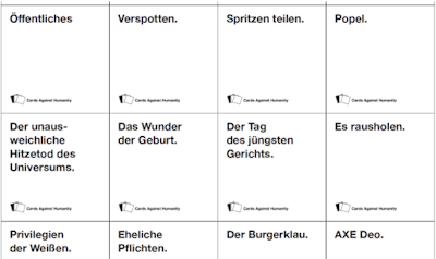 Cards Against Humanity Deutsch Pdf