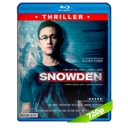 Snowden (2016) BRRip 720p Audio Ingles 5.1 Subtitulada