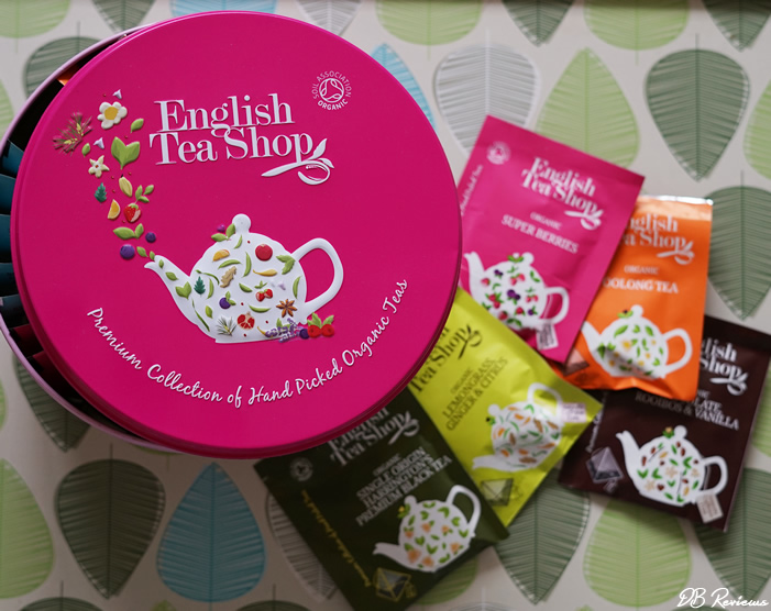 English tea Shop Premium tea collection