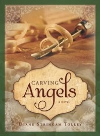My novel, Carving Angels