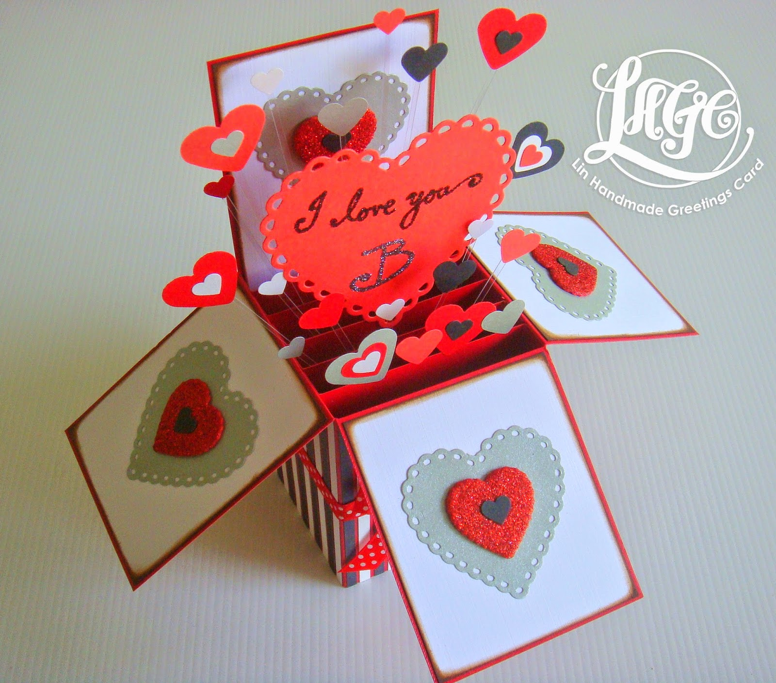 Hand Made Greeting Cards Images Homemade Holiday Card Designs