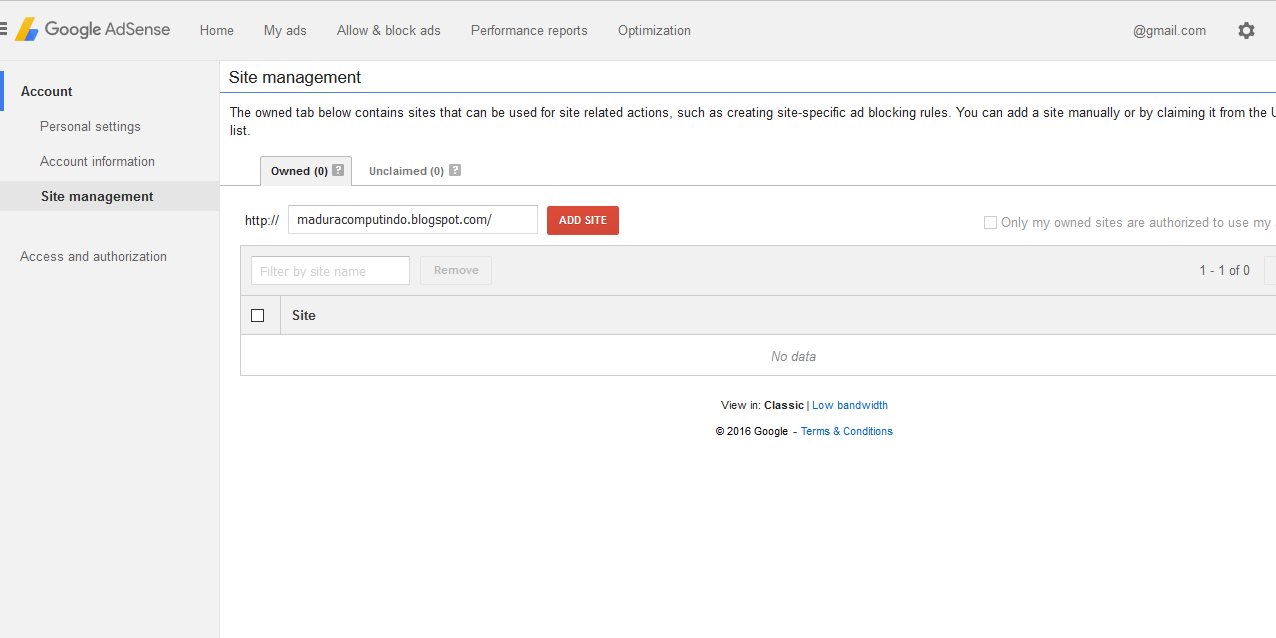 Cara Mengatasi Kode Iklan Google Adsense yang Diambil Orang Lain