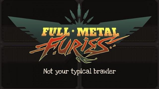 إصدار Full Metal Furies قادم رسميا في يناير من عام 2018