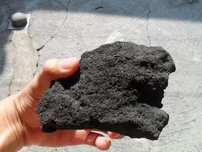 Coque de carbón mineral