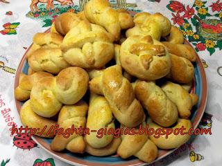 Κουλουράκια Πασχαλινά με μαστίχα Χίου - από «Τα φαγητά της γιαγιάς»