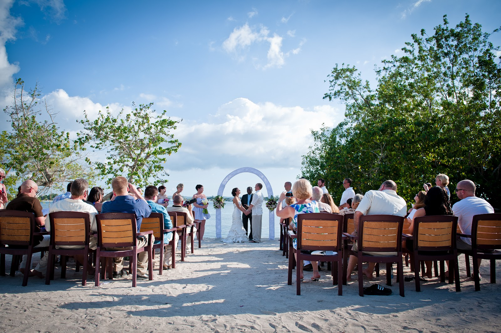 Shannon And Justin S Destination Jamaica Wedding At The Club Hotel Riu Negril