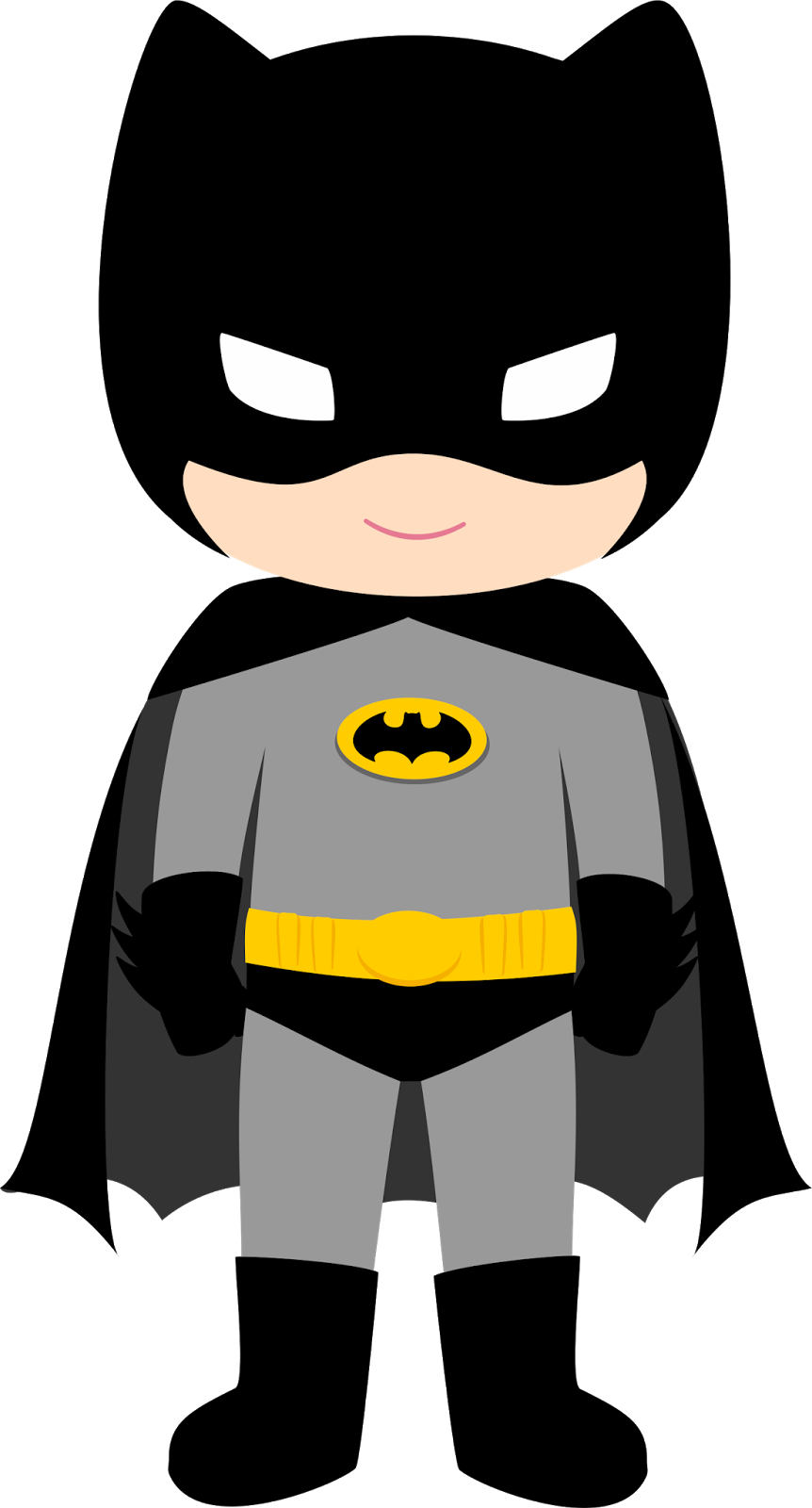 Characters of batman kids version clip art oh my fiesta - Batman cartoon images ...