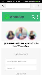 Script Phising WhatsApp GG