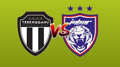 Live Streaming Terengganu II vs JDT II Liga Premier 10.3.2019