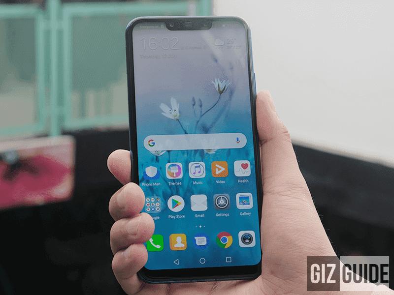 Huawei Nova 3i - 94,787 hits as of writing