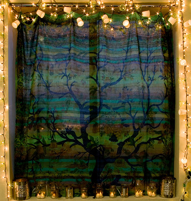 Window - Hippie Tapestry Decor