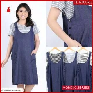 MOM010D14 Dress Hamil Menyusui 3 Monica Dresshamil Ibu Hamil