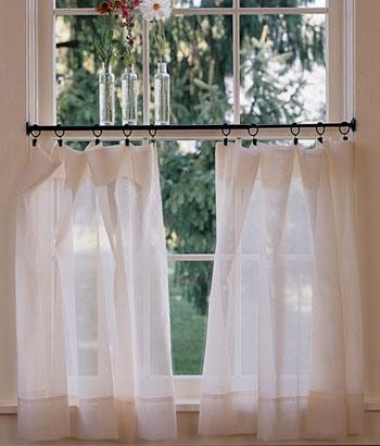 Metallic Foil Curtain Curtains Fringe