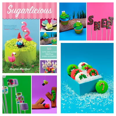 Autographed Sugarlicious Giveaway ends 12/7/12