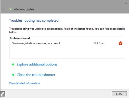 Cara Mengatasi Windows Update Error pada Windows 10/8/7