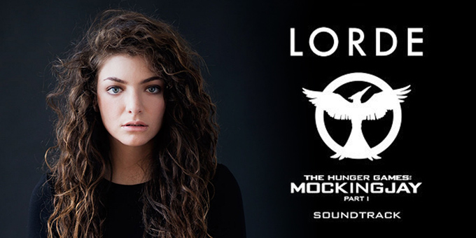 Lorde lança música original da trilha sonora de Jogos Vorazes: A Esperança - Parte 1