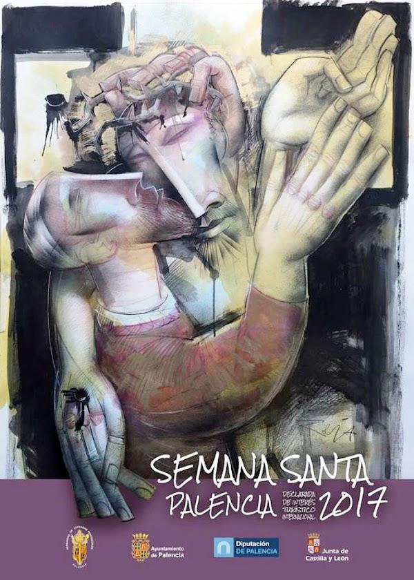 Horario e Itinerario Semana Santa Palencia 2017