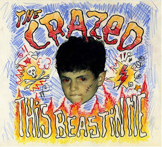 THE CRAZED - THIS BEAST IN ME_front