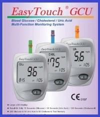 Easy Touch GCU 3in1: Alat Untuk Cek Gula Darah, Kolesterol & Asam Urat