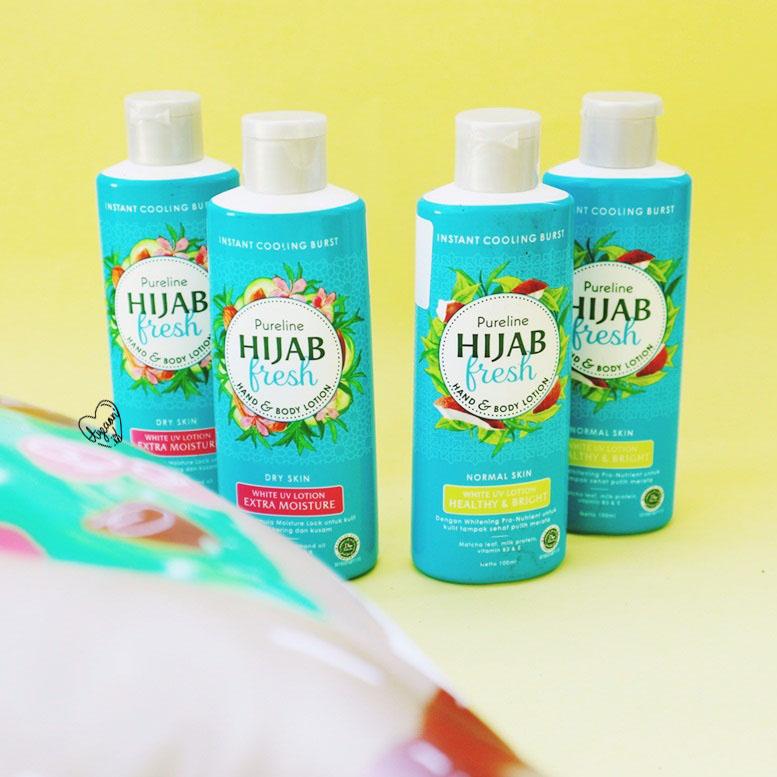 Hijab Fresh Body Lotion 1