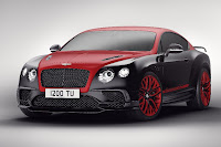 Bentley Continental 24 (2017) Front Side 2
