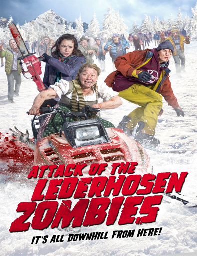 Ver Attack of the Lederhosen Zombies (2016) Online