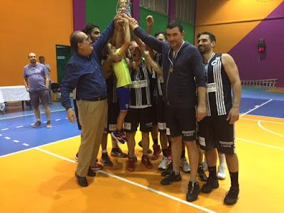 Πρωτάθλημα μαζικού αθλητισμού στο μπάσκετ