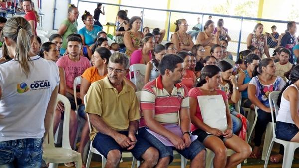 Ação Social Itinerante atende mais de 300 famílias da zona rural de Cocal - Imagem 1