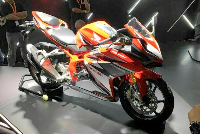 Terbentur pajak yang lebih tinggi, harga All New Honda CBR 250RR di Malaysia akan jauh lebih mahal !