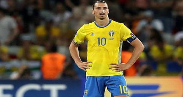 كلام لا يصدق من إبراهيموفيتش بعد خروج السويد المهين من يورو 2016