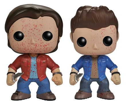 Completed Enter Our Free Supernatural Pop Figure Giveaway