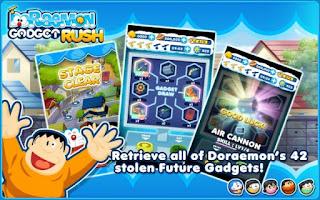 Doraemon Gadget Rush Apk v1.2.0 (Mod Bells)